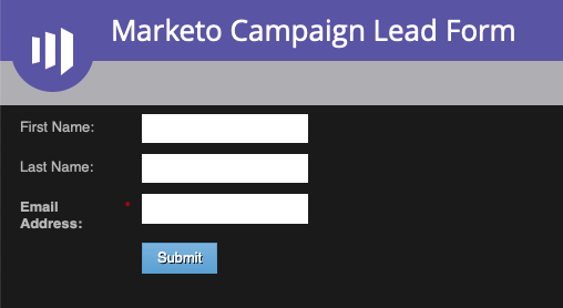 marketo form preview